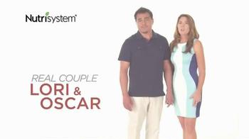 Nutrisystem TV Spot, 'Lori & Oscar' - Thumbnail 1