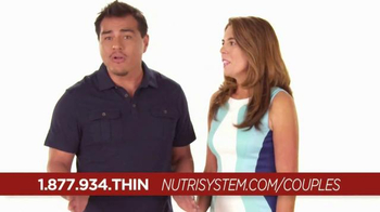 Nutrisystem TV Spot, 'Lori & Oscar' - Thumbnail 4