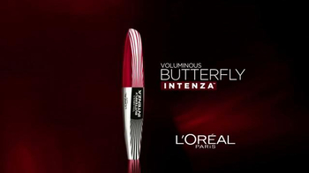 L'Oreal Paris Butterfly Intenza TV Spot, 'Intensely Volumizes' - Thumbnail 2