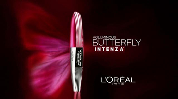 L'Oreal Paris Butterfly Intenza TV Spot, 'Intensely Volumizes' - Thumbnail 3