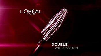 L'Oreal Paris Butterfly Intenza TV Spot, 'Intensely Volumizes' - Thumbnail 4