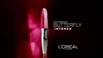 L'Oreal Paris Butterfly Intenza TV Spot, 'Intensely Volumizes' - Thumbnail 9