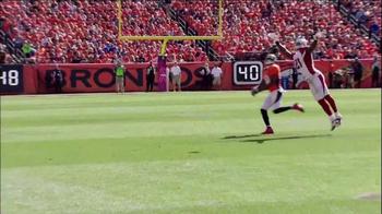 Xbox One NFL Fantasy Football TV Spot, 'Denver vs. Arizona' - Thumbnail 6