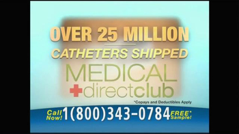 Medical Direct Club TV Spot, 'Attention Catheter Paitents' - Thumbnail 6