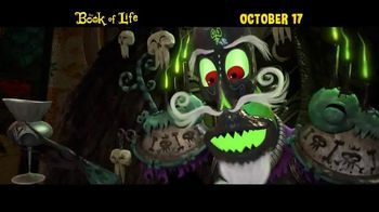 The Book of Life - Alternate Trailer 28