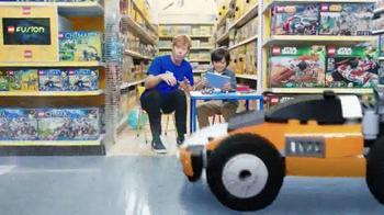 Toys R Us Free LEGO Village Set TV Spot, 'Imagination Comes to Life' - Thumbnail 6