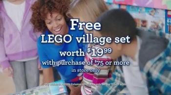 Toys R Us Free LEGO Village Set TV Spot, 'Imagination Comes to Life' - Thumbnail 9