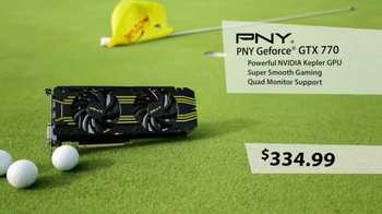 Frys.com TV Spot, 'Launch Your Game with the PNY Geforce GTX 770' - Thumbnail 4