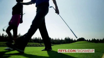 Frys.com TV Spot, 'For Your Next Tee Time' - Thumbnail 4