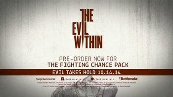 The Evil Within TV Spot, 'Terrified' - Thumbnail 10