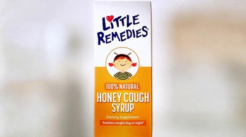 Little Remedies Honey Cough Syrup TV Spot, 'Natural' - Thumbnail 3