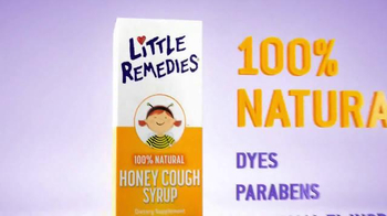 Little Remedies Honey Cough Syrup TV Spot, 'Natural' - Thumbnail 6