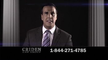 Criden Law Group TV Spot, 'GM Vehicle Accident Victims' - Thumbnail 6