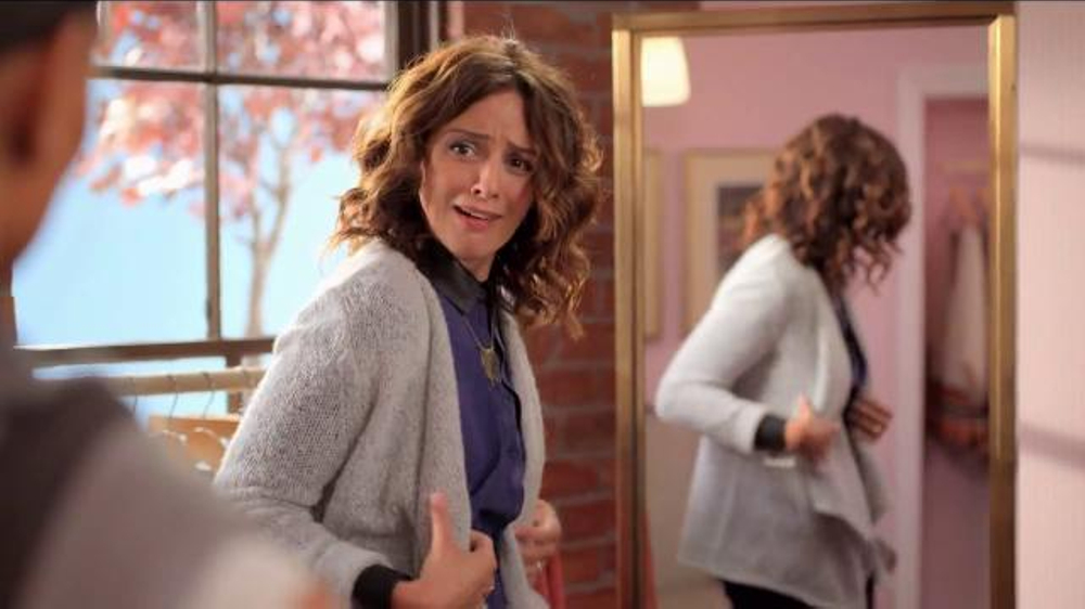 Marshalls TV Commercial, 'Finding that Cardigan'
