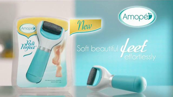 Amopé Pedi Perfect TV Spot, 'For Beautifully Smooth Skin' - Thumbnail 9