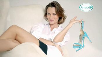 Amopé Pedi Perfect TV Spot, 'For Beautifully Smooth Skin'