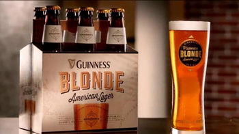 Guinness Blonde TV Spot, 'Introducing Guinness Blonde American Lager' - Thumbnail 10