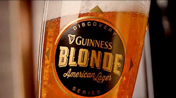 Guinness Blonde TV Spot, 'Introducing Guinness Blonde American Lager' - Thumbnail 4
