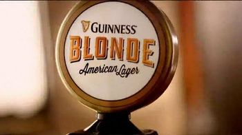 Guinness Blonde TV Spot, 'Introducing Guinness Blonde American Lager' - Thumbnail 6