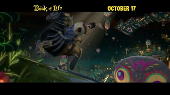The Book of Life - Alternate Trailer 23
