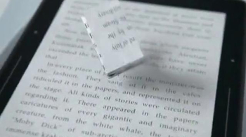 Amazon Kindle Voyage TV Spot, 'Passionately Crafted for Readers' - Thumbnail 2
