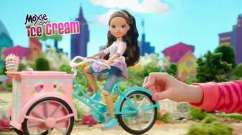 Moxie Girlz Ice Cream Bike TV Spot, 'Oh So Sweet' - 284 commercial airings