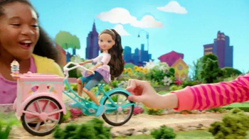 Moxie Girlz Ice Cream Bike TV Spot, 'Oh So Sweet' - Thumbnail 4