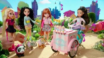 Moxie Girlz Ice Cream Bike TV Spot, 'Oh So Sweet' - Thumbnail 5