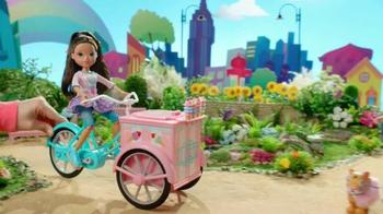 Moxie Girlz Ice Cream Bike TV Spot, 'Oh So Sweet' - Thumbnail 6