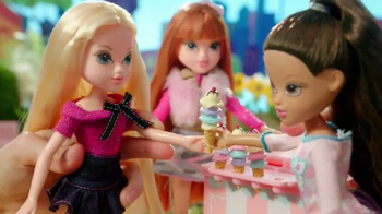 Moxie Girlz Ice Cream Bike TV Spot, 'Oh So Sweet' - Thumbnail 7