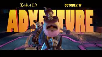 The Book of Life - Alternate Trailer 22