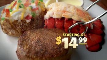 Outback Steakhouse Steak & Lobster TV Spot, 'Back By Popular Demand' - Thumbnail 8