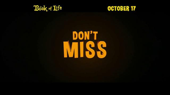 The Book of Life - Alternate Trailer 21