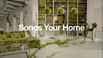 Sonos Play: 3 TV Spot, 'Forest' Song by Alt-J - Thumbnail 7
