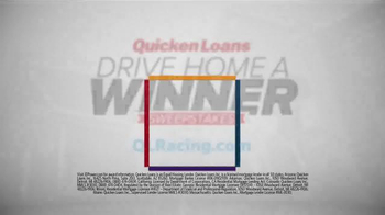 Quicken Loans Drive Home a Winner Sweepstakes TV Spot, 'Racing' - Thumbnail 10