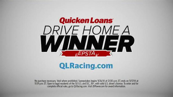 Quicken Loans Drive Home a Winner Sweepstakes TV Spot, 'Racing' - Thumbnail 3