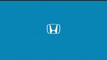 2015 Honda CR-V TV Spot, 'Motor Trend SUV of the Year' - Thumbnail 1