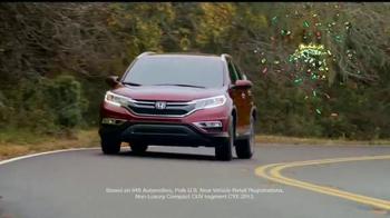 2015 Honda CR-V TV Spot, 'Motor Trend SUV of the Year' - Thumbnail 2