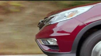2015 Honda CR-V TV Spot, 'Motor Trend SUV of the Year' - Thumbnail 3