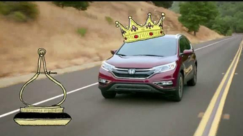 2015 Honda CR-V TV Spot, 'Motor Trend SUV of the Year' - Thumbnail 5