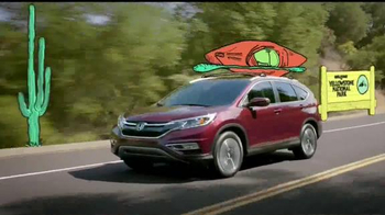2015 Honda CR-V TV Spot, 'Motor Trend SUV of the Year' - Thumbnail 7
