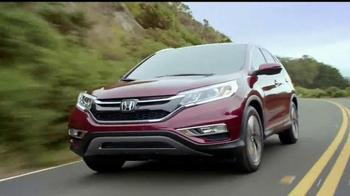 2015 Honda CR-V TV Spot, 'Motor Trend SUV of the Year' - Thumbnail 9
