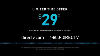 DIRECTV TV Spot, 'Painfully Awkward Rob Lowe' - Thumbnail 10