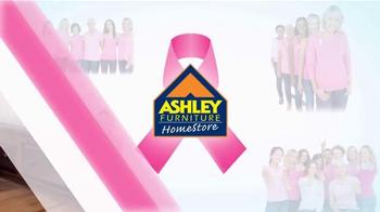 Ashley Furniture Homestore TV Spot, 'Breast Cancer Awareness Month' - Thumbnail 3