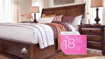 Ashley Furniture Homestore TV Spot, 'Breast Cancer Awareness Month' - Thumbnail 4