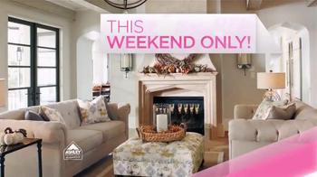Ashley Furniture Homestore TV Spot, 'Breast Cancer Awareness Month' - Thumbnail 8