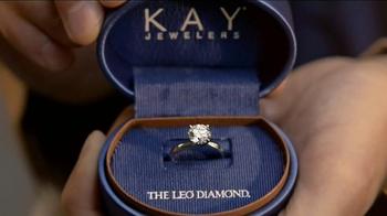 Kay Jewelers TV Spot, 'Love That Shines: Leo Artisan Diamond' - Thumbnail 2