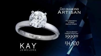Kay Jewelers TV Spot, 'Love That Shines: Leo Artisan Diamond' - Thumbnail 6