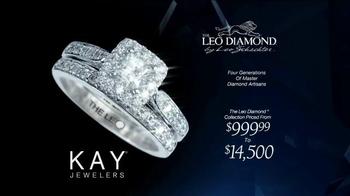 Kay Jewelers TV Spot, 'Love That Shines: Leo Artisan Diamond' - Thumbnail 7