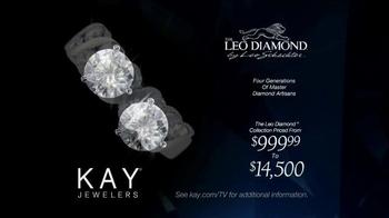 Kay Jewelers TV Spot, 'Love That Shines: Leo Artisan Diamond' - Thumbnail 8